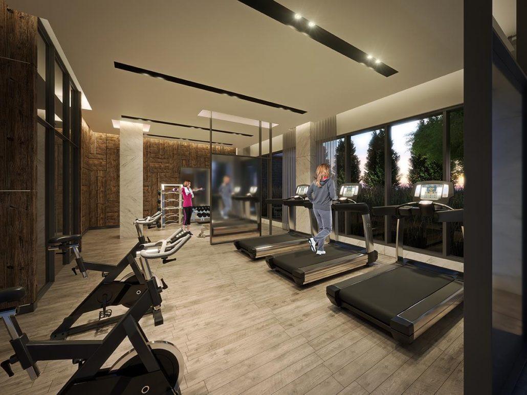 SF3 Condos Gym