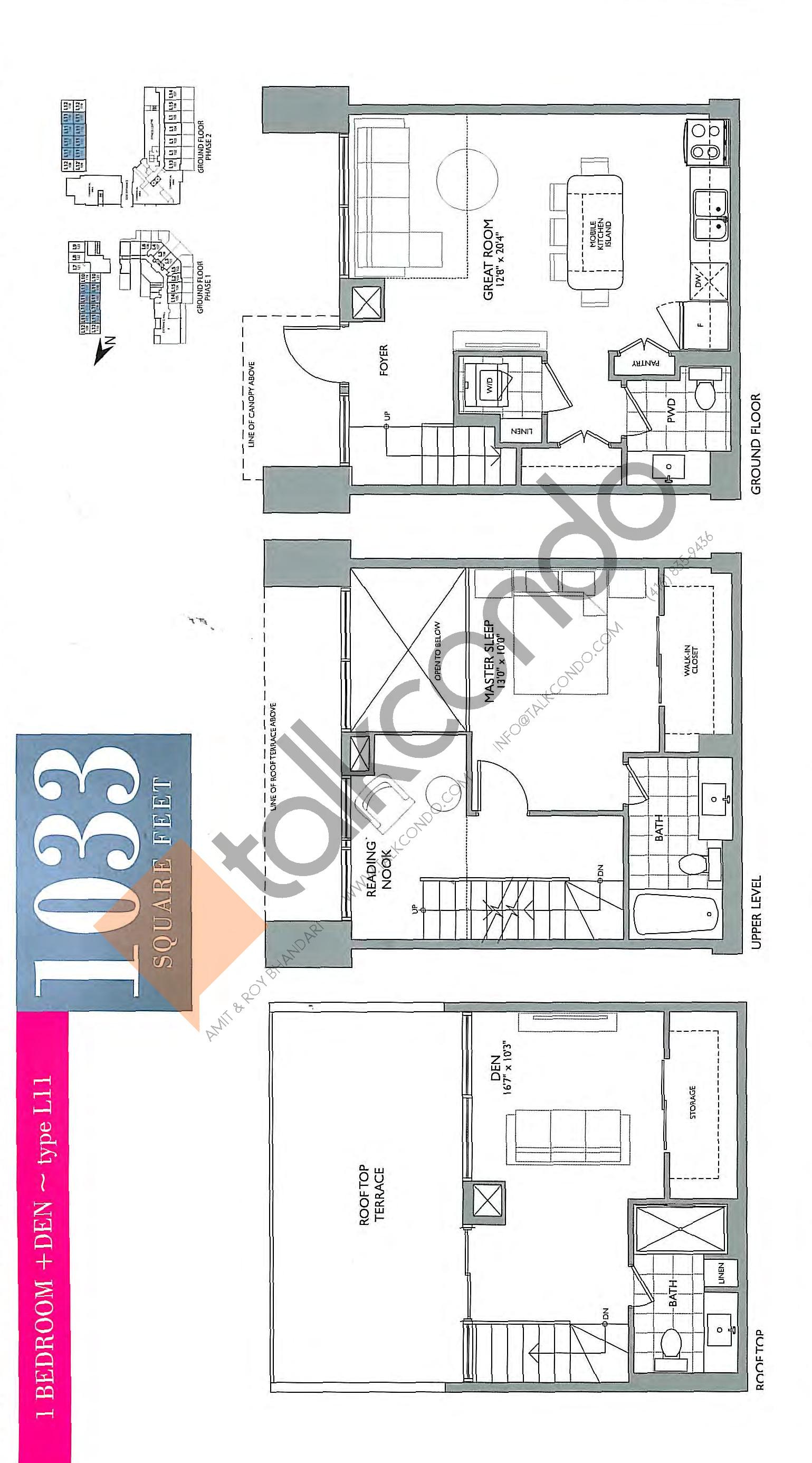 Allegra Condos Floor Plans Prices Availability Talkcondo