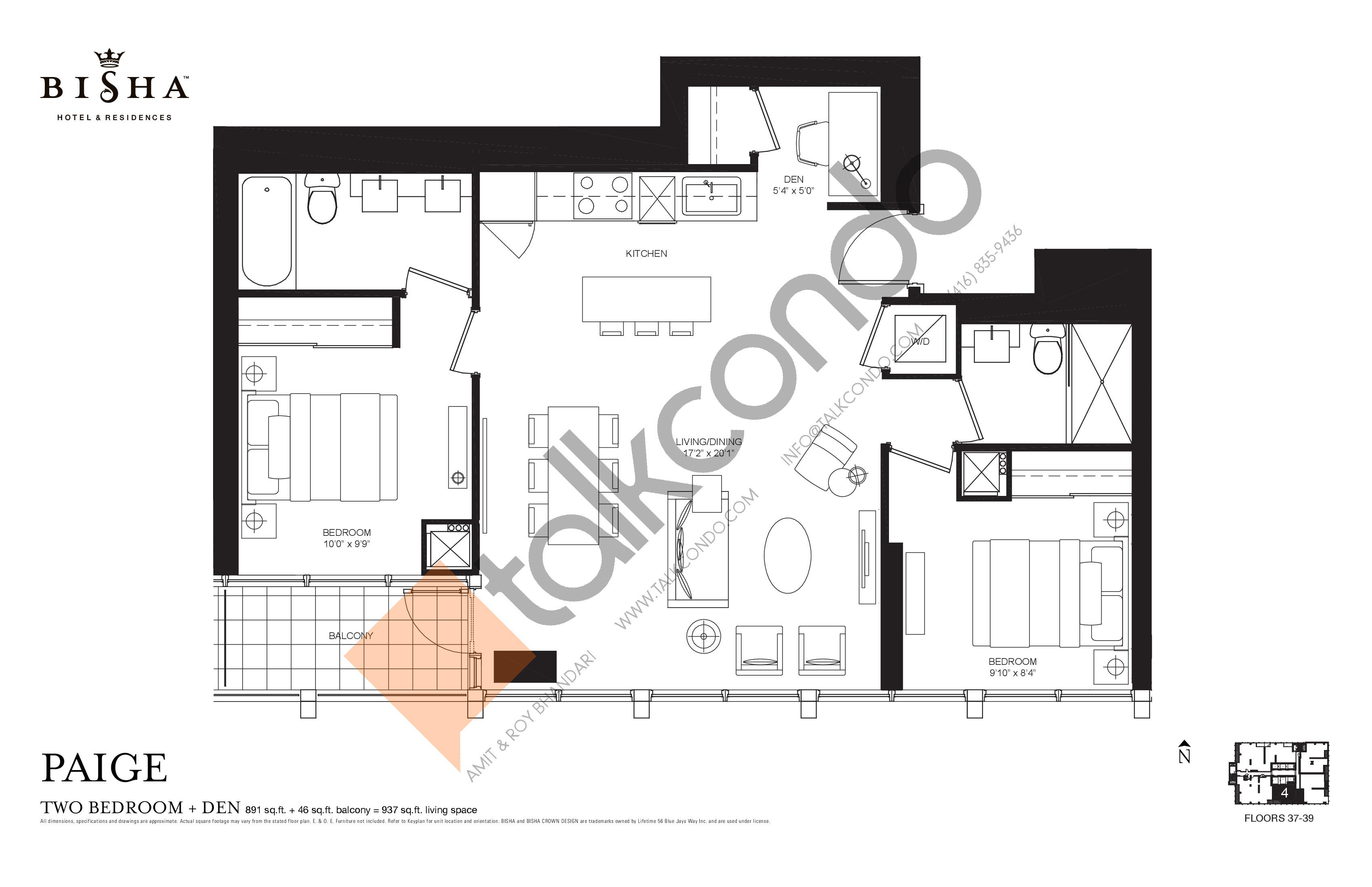 Bisha Hotel Residences Condos Floor Plans Prices Availability Talkcondo