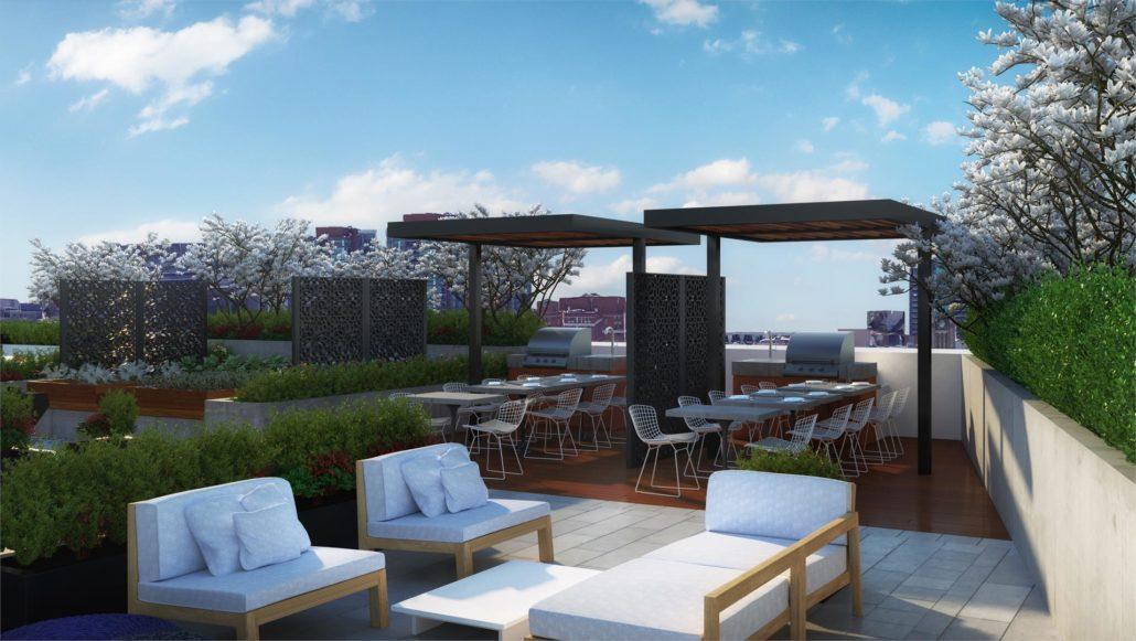 Fleur Condos Terrace