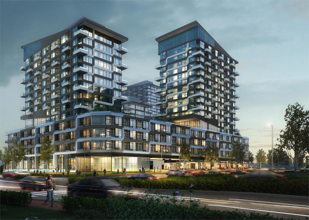 Oak & Co. Condos Rendering