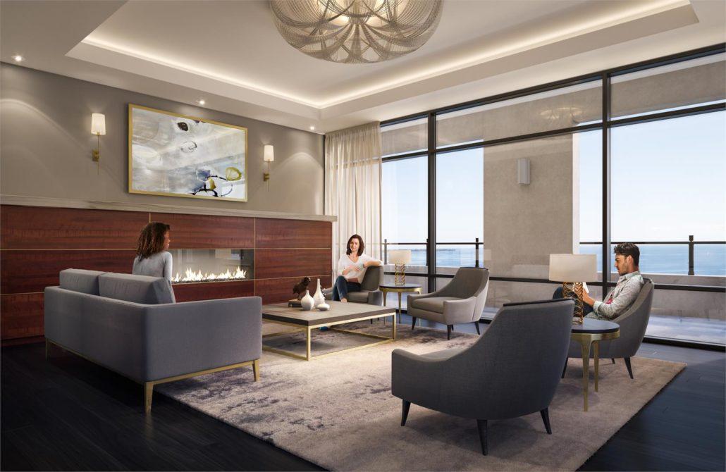 Mirabella Luxury Condos Rendering