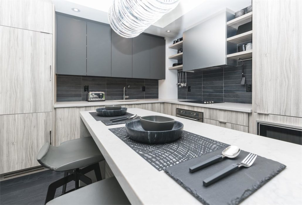 Nord West at Expo City Condos Kitchen