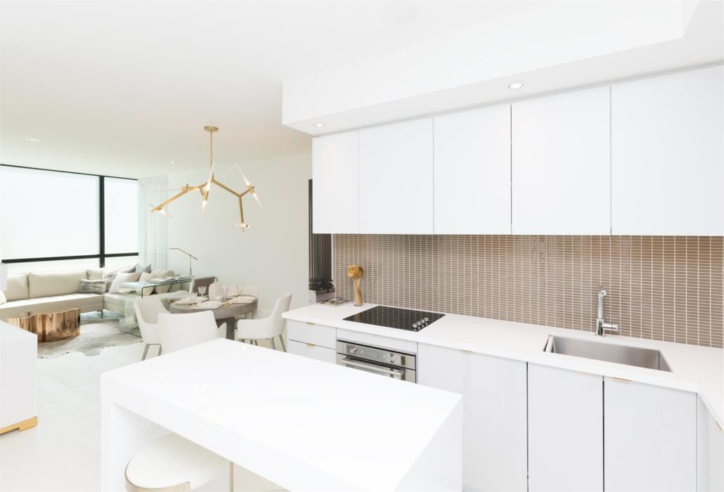 Nord West at Expo City Condos Suite Kitchen