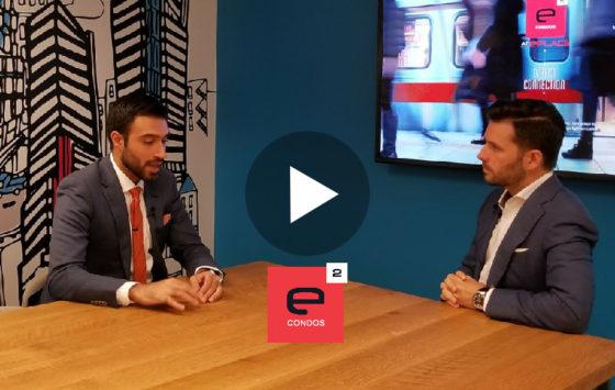 Amit Bhandari Interviewing Matt Young for E2 Condos