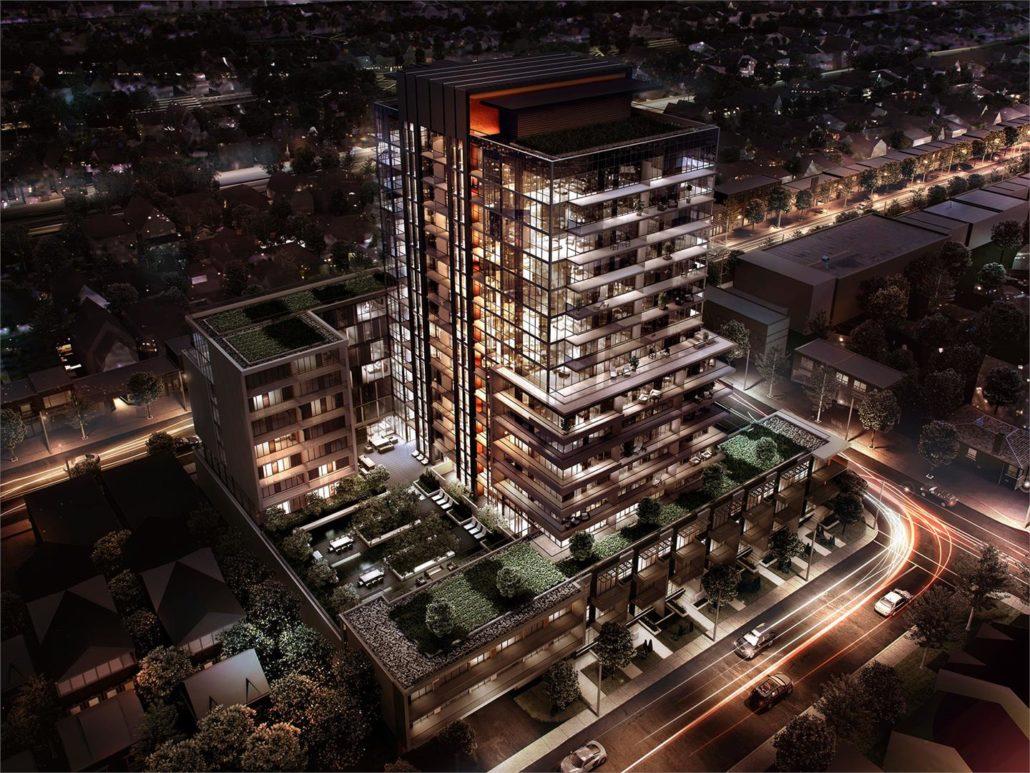 Empire Midtown Rendering