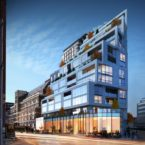 1181 Queen West Rendering