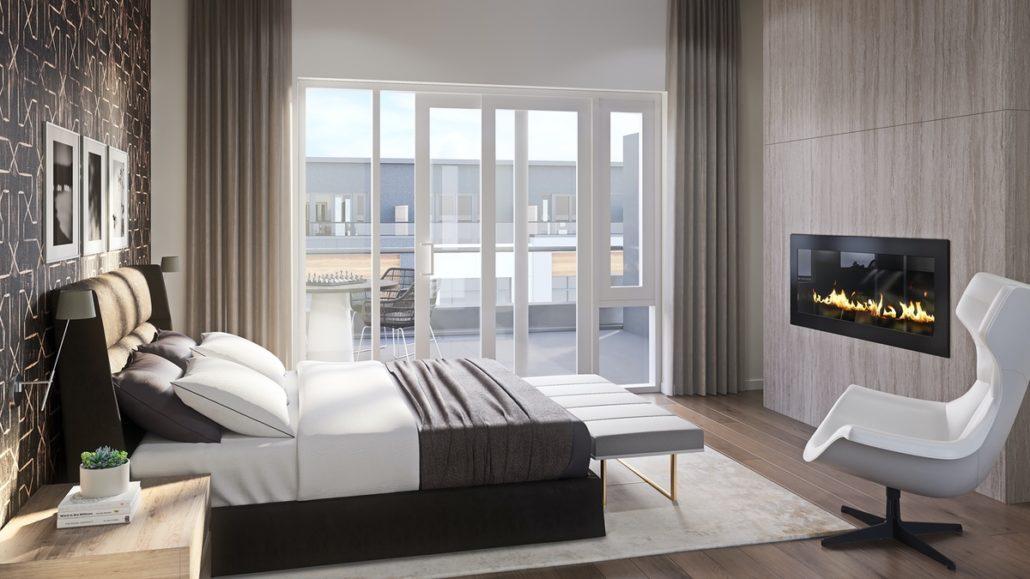 Elgin East Bedroom