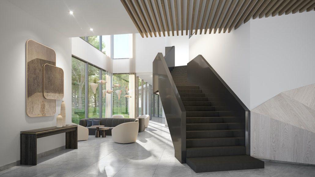Elgin East Stairwell