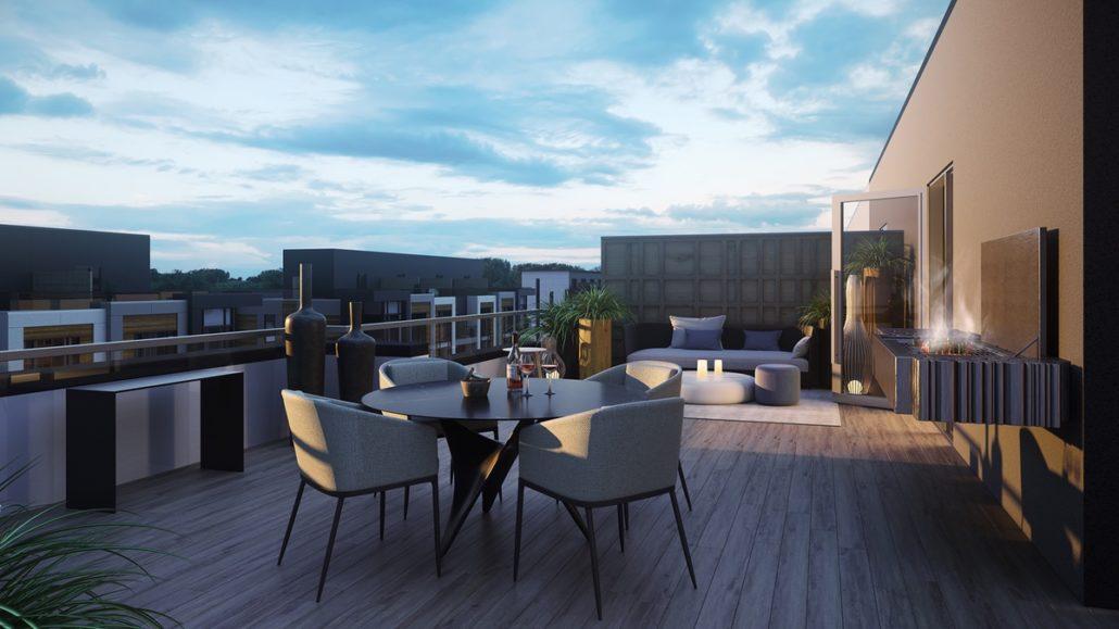 Elgin East Terrace