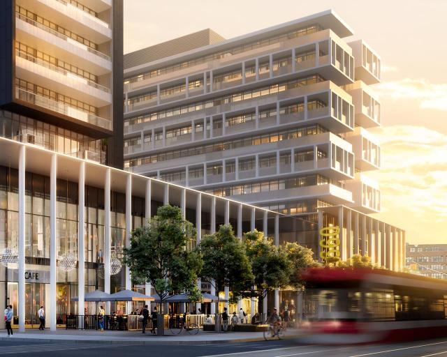 DuEast Boutique Rendering