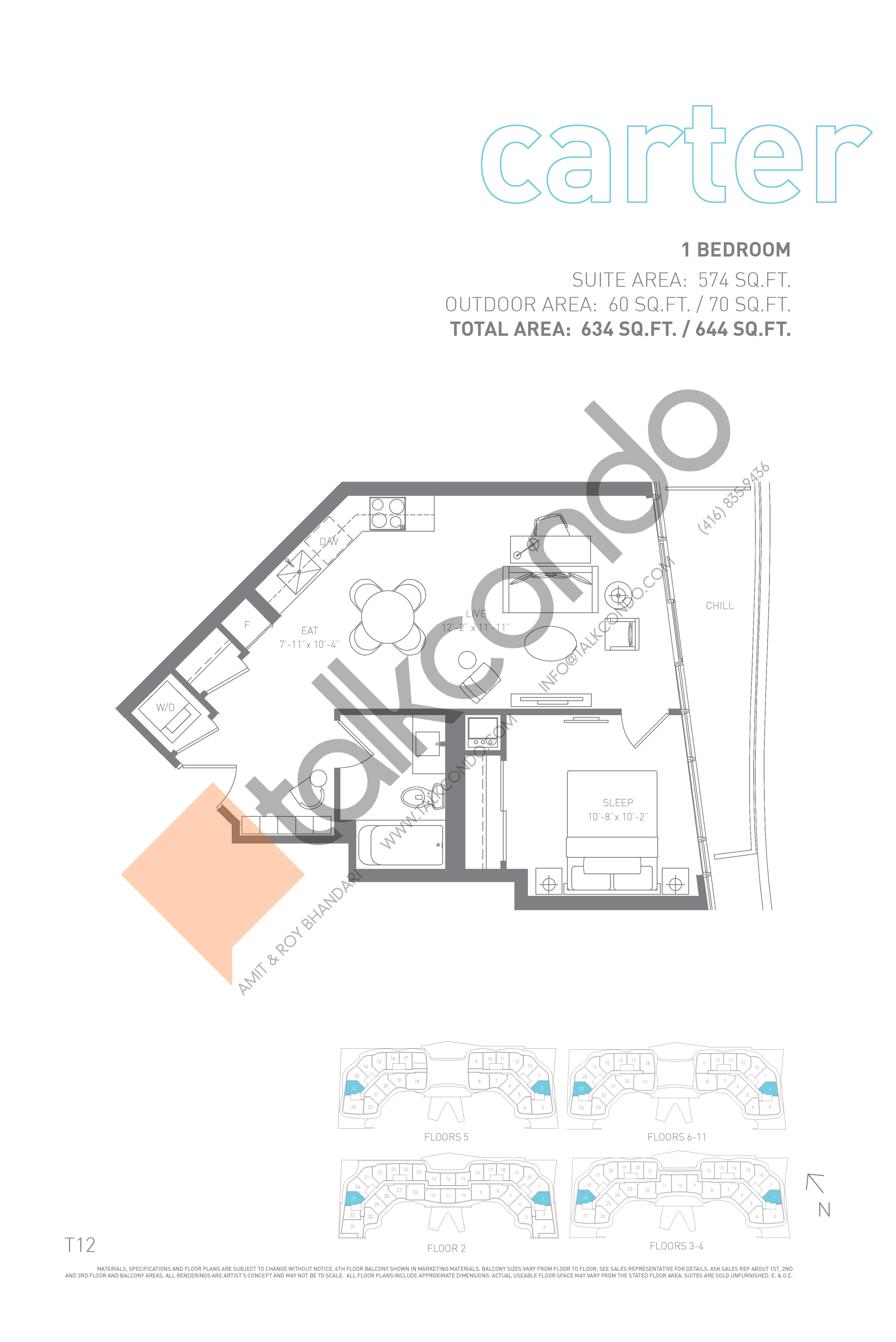 Flaire Condos Floor Plans Prices Availability Talkcondo