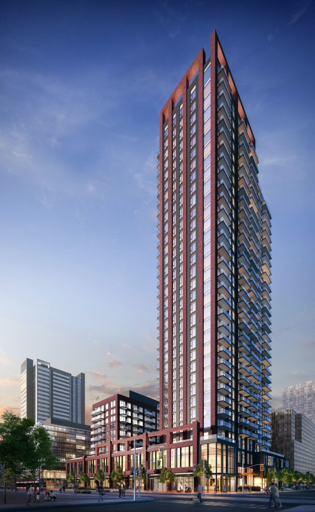 Artworks Tower Condos Rendering
