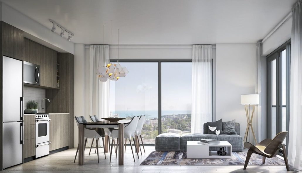 Empire Phoenix Condos Interior Suite