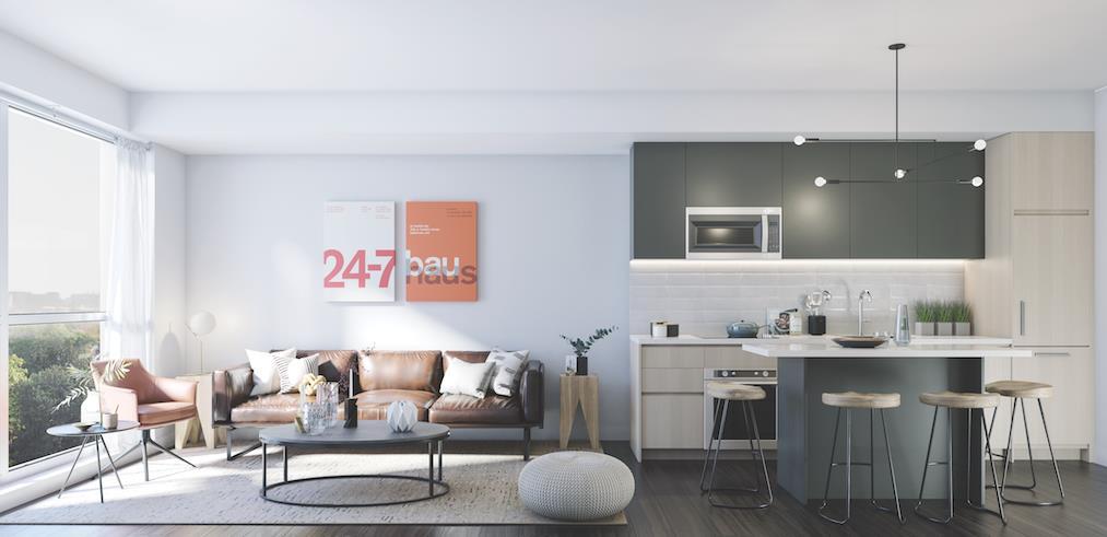 Wonder Condos Suite Interior