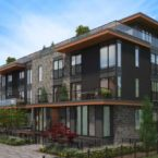Eleven•11 Clarkson Towns Rendering