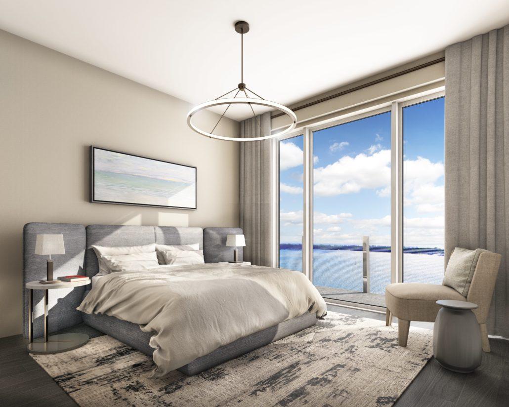 Lake Suites Tower Bedroom