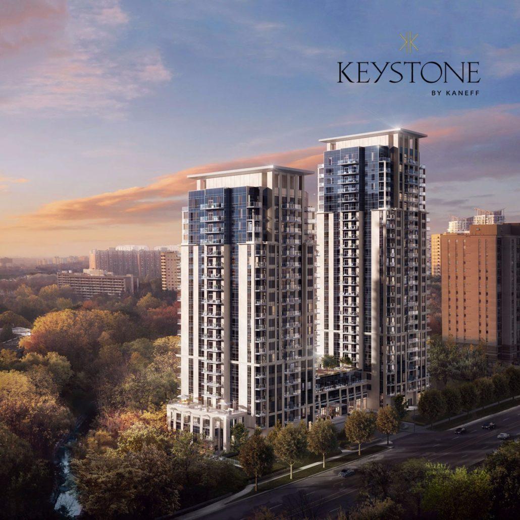 Keystone Condos Rendering