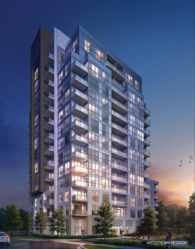 Tricycle Condominiums Rendering