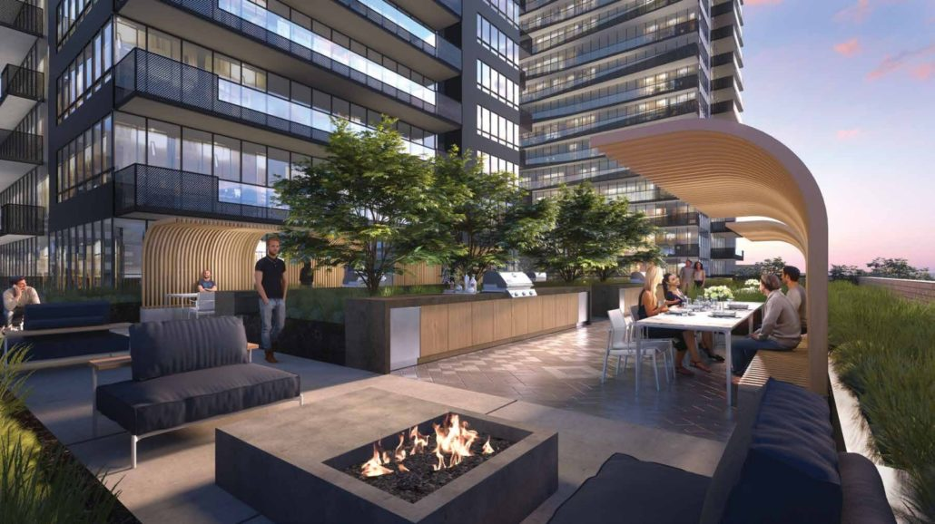 Line 5 South Tower Condos Amenity