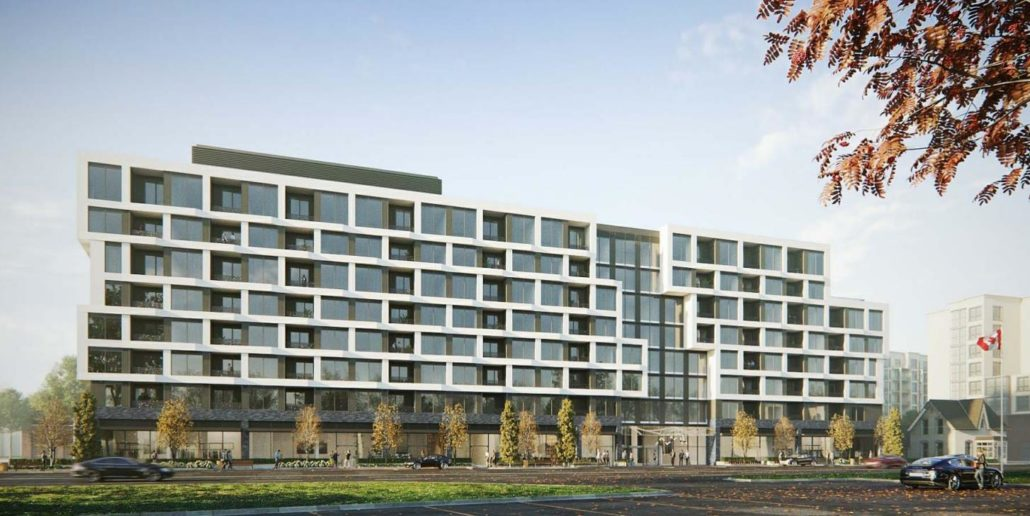 The Branch Condos Rendering