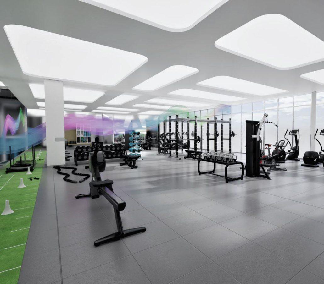 Valera Condos 2 Fitness Centre