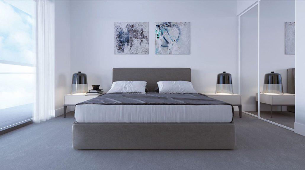 Valera Condos 2 Master Bedroom