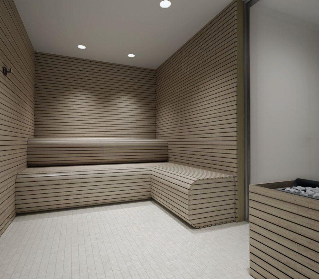 Valera Condos 2 Sauna