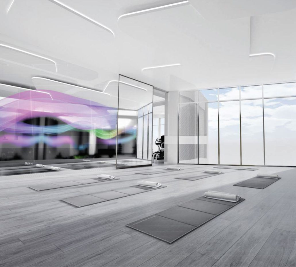 Valera Condos 2 Yoga Studio