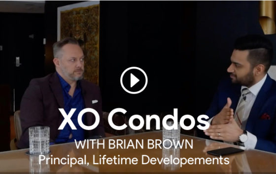 XO Condos Interview Roy Bhandari with Brian Brown