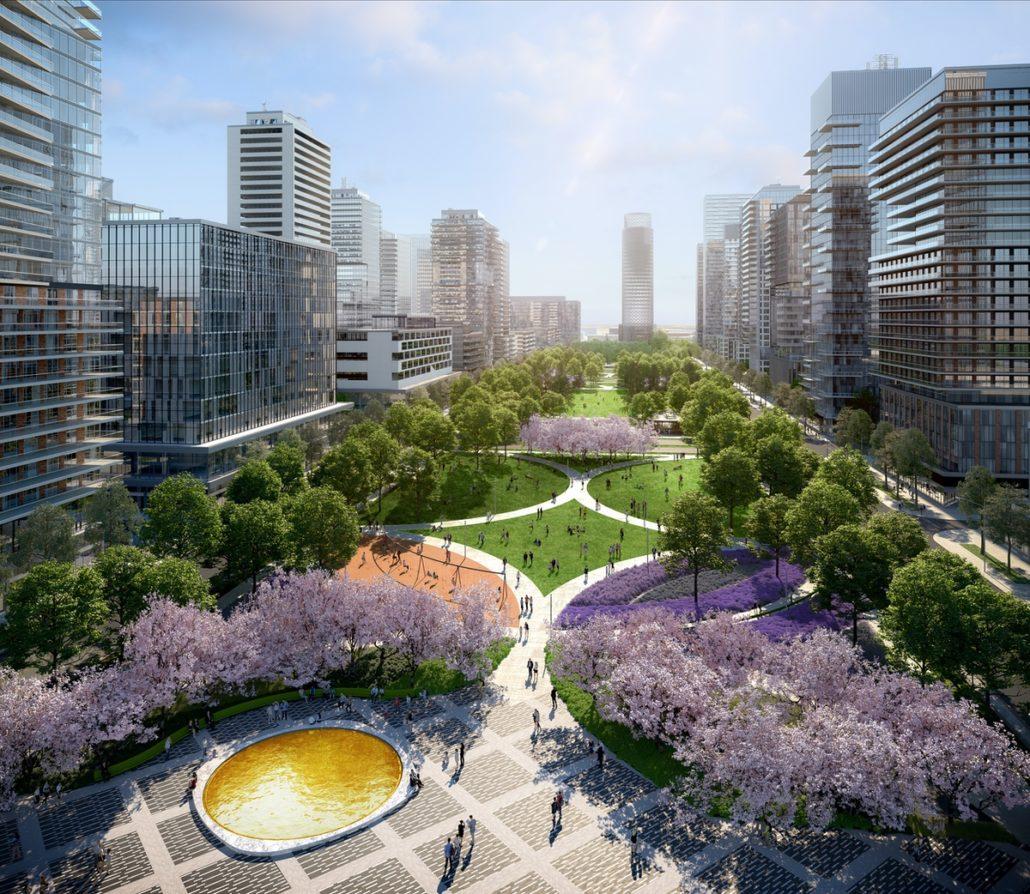Transit City 4 (TC4) Condos Central Park