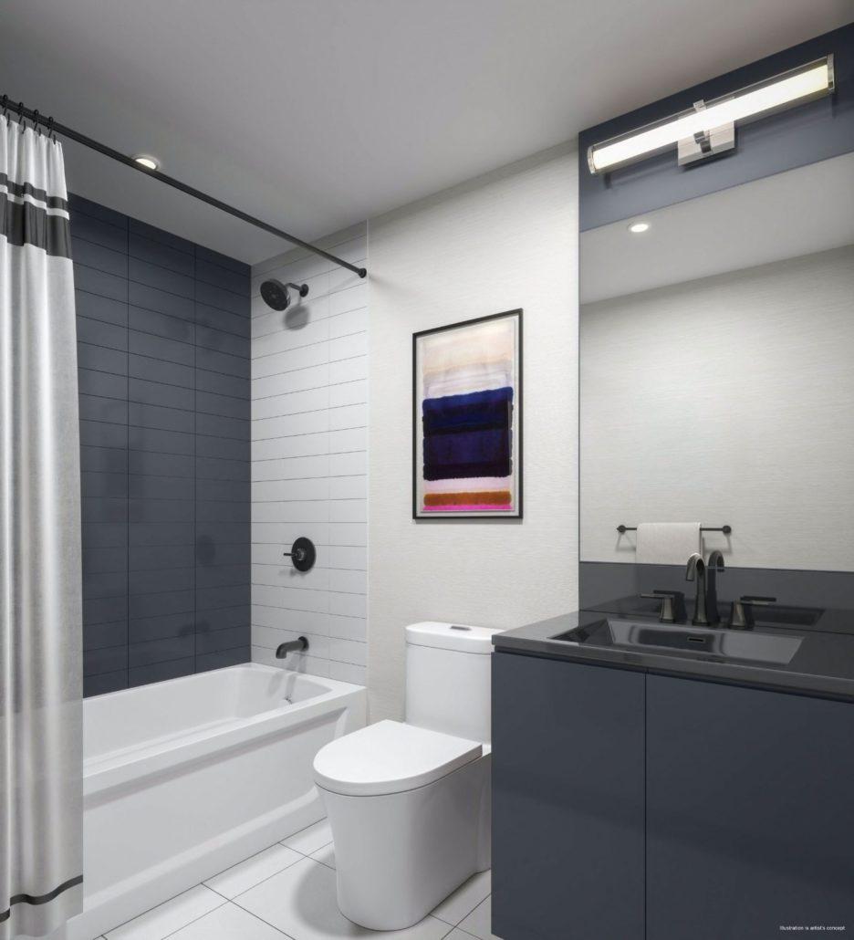 Notting Hill Condos Bathroom