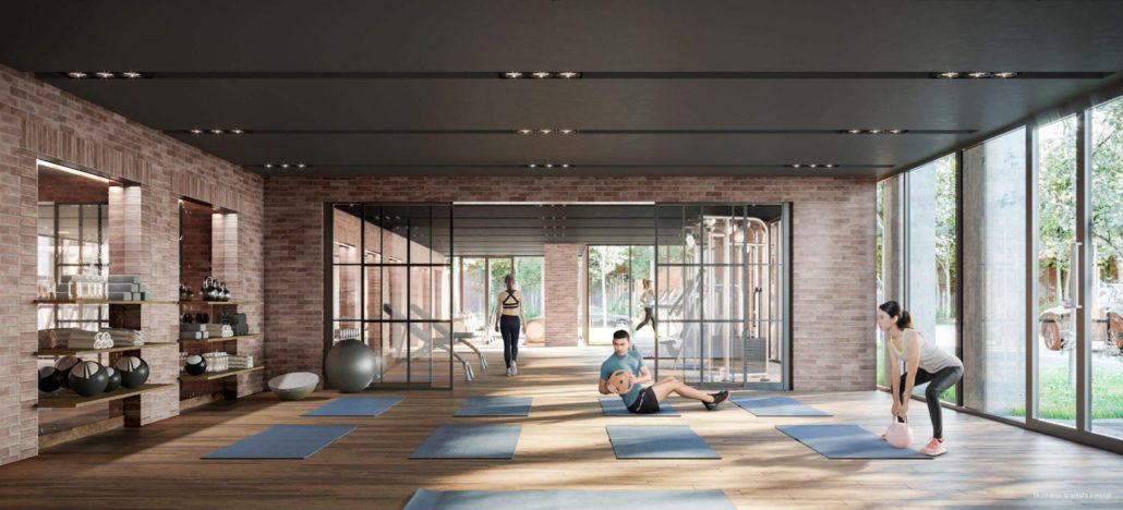 Notting Hill Condos Gym