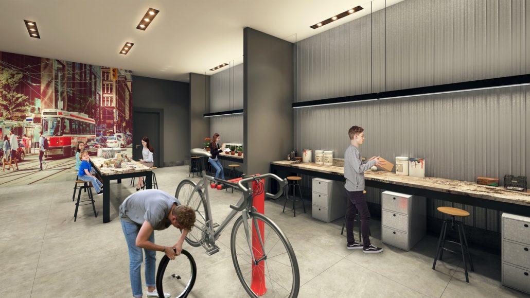 Reunion Crossing Condos & Urban Towns Garage