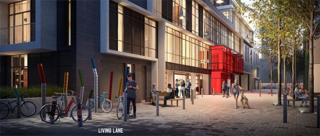 DuEast Boutique Living Lane