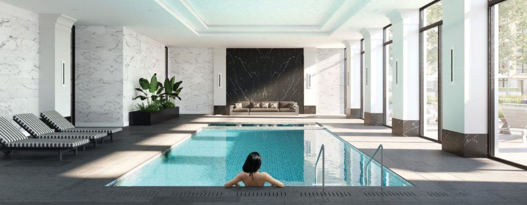 Upper East Village Condos Indoor Pool