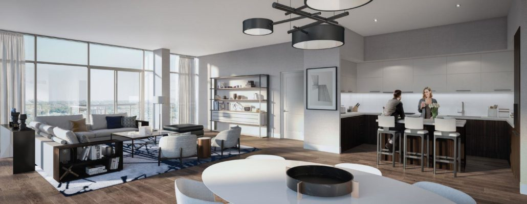 Upper East Village Condos Suite Interior