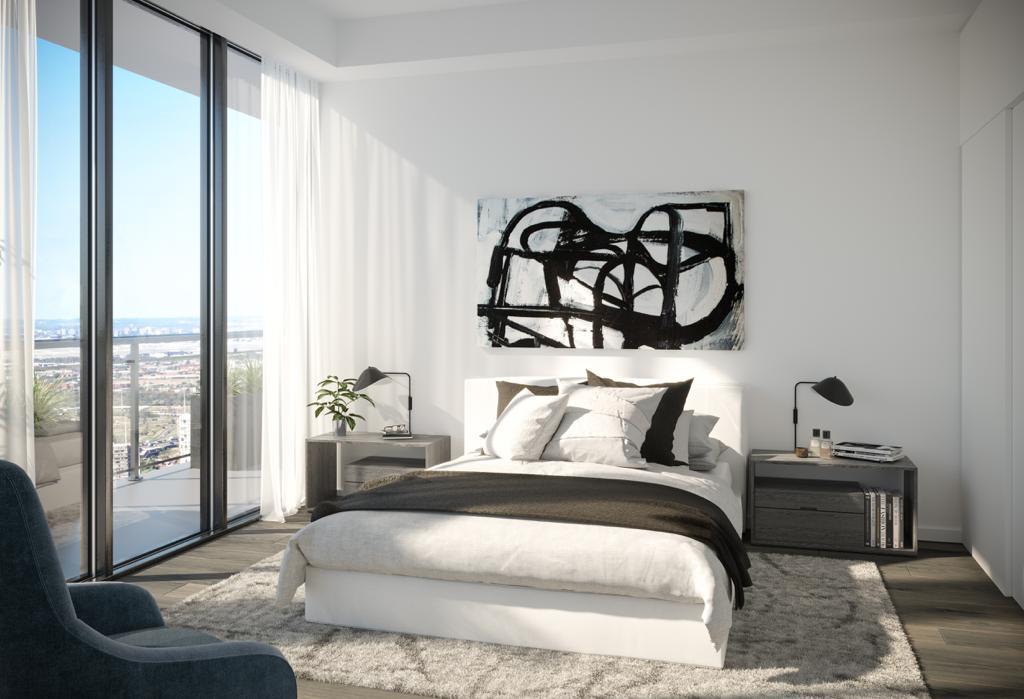 Exchange District Condos - Phase 2 Bedroom