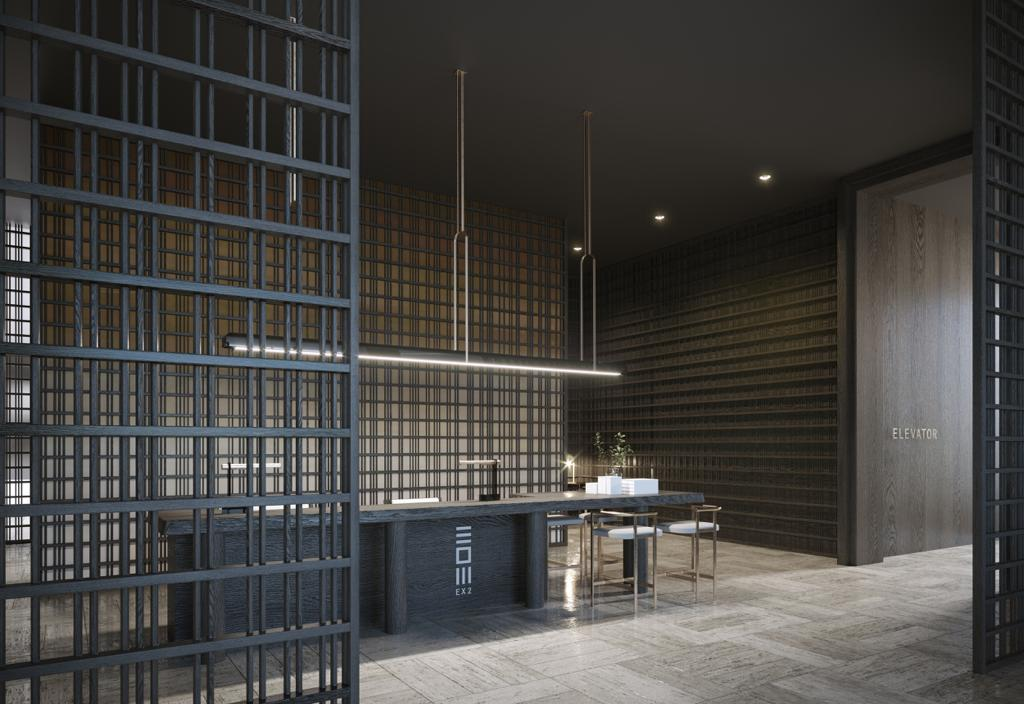 Exchange District Condos - Phase 2 Lobby