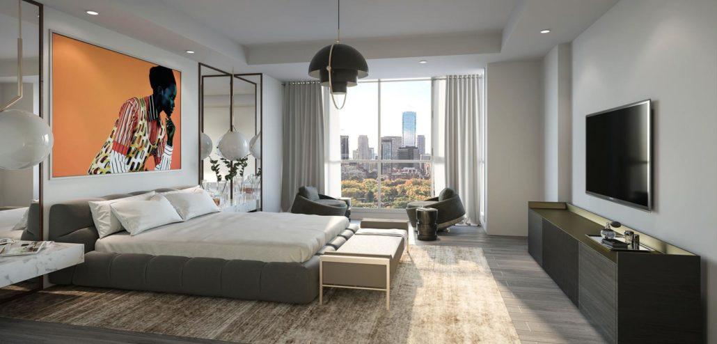 36 Birch Bedroom