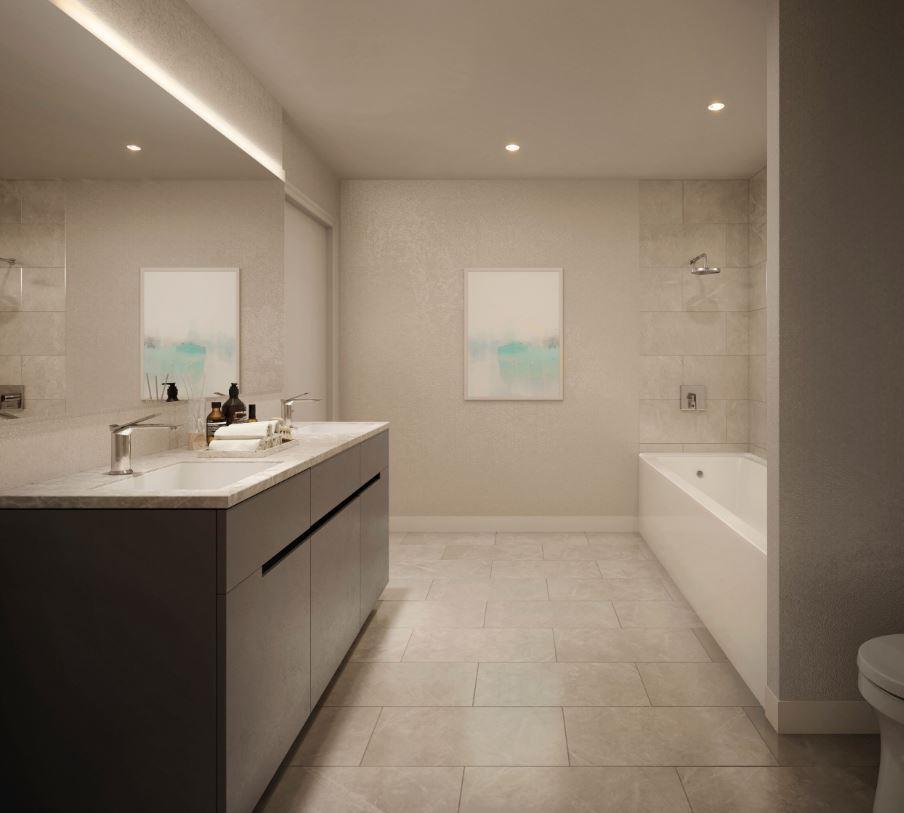 St. Clair Village Condos 3 Bedroom Suite