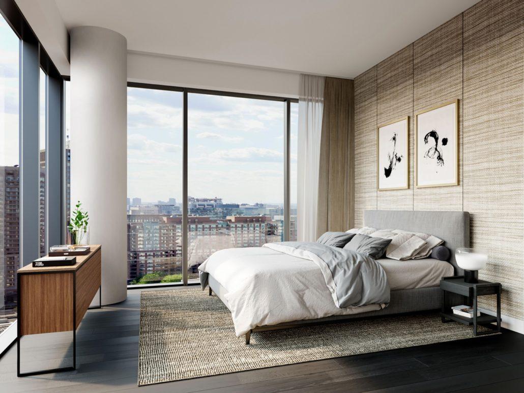 The Saint Bedroom