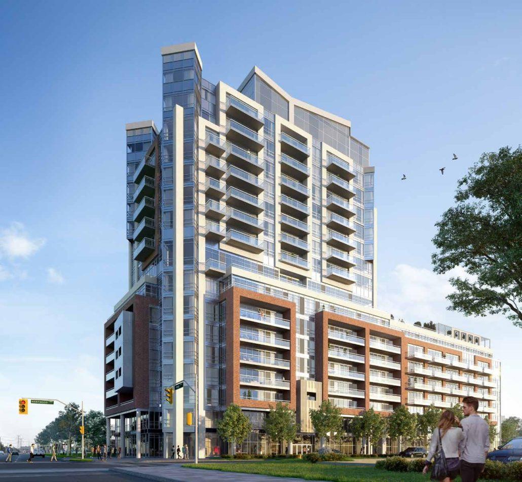 8888 Yonge Street Condos Rendering