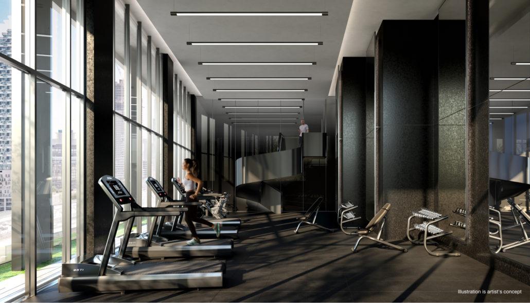 No. 31 Condos Gym