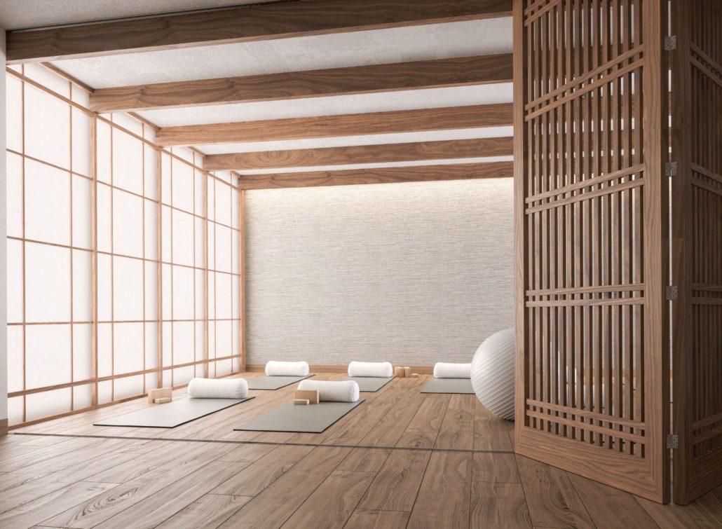 The Saint Yoga Room