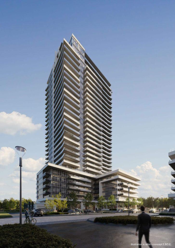 Universal City Condos - Phase 3 Rendering