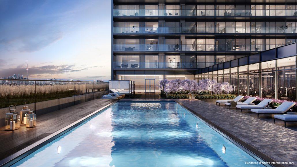 Galleria 02 Condos Pool