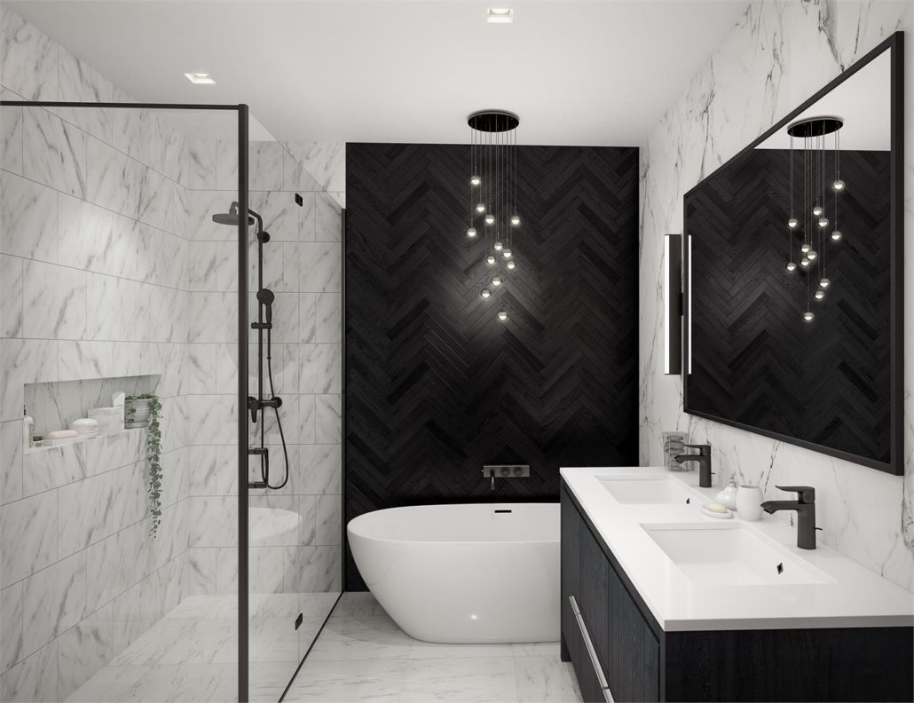 Glendor Towns Bathroom
