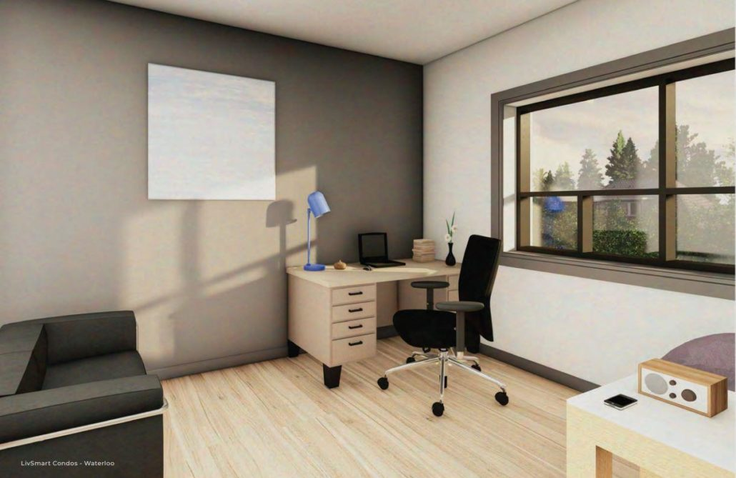 LivSmart Condos Suite