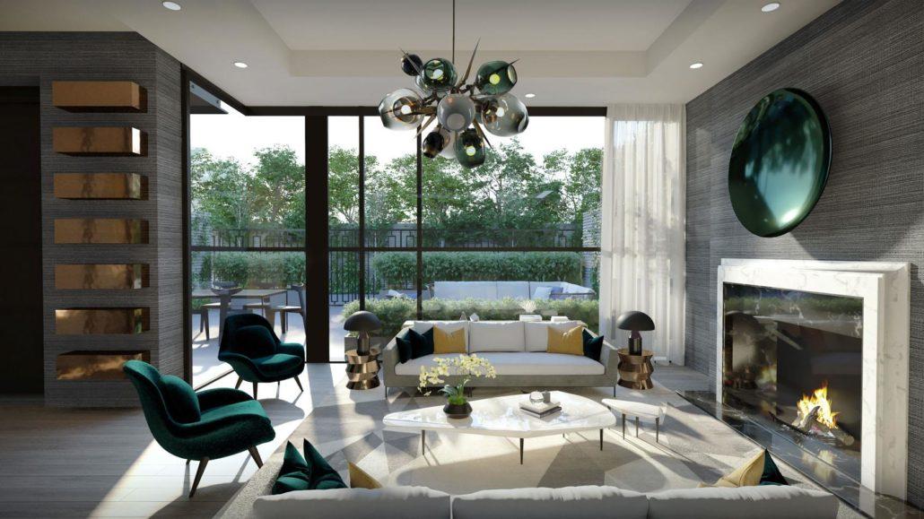 36 Birch Interior